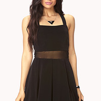 Forget Me Not Mesh Dress