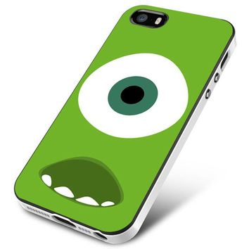 Monster Inc Green iPhone 5 | 5S | 5SE Case Planetscase.com