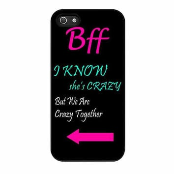 best friends bff in pairs right cases for iphone se 5 5s 5c 4 4s 6 6s plus