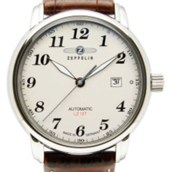 Graf Zeppelin Count Zeppelin Automatic Watch 7656-5