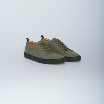 Nahariya Trainer 3 Sneaker in Deep Green