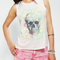 Urban Outfitters - Corner Shop Don't Grow Old Muscle Tee