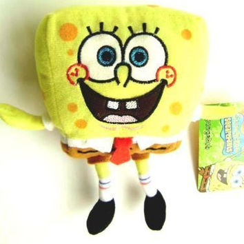 "Spongebob Squarepants Plush Doll Stuffed Toy 8"" - Nice and cute item for kids. Buy it now."