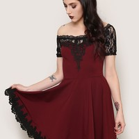 Amara Mini Dress - Dresses - Clothes at Gypsy Warrior