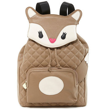Betsey Johnson Fox Backpack | Dillards