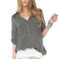 Brandy ♥ Melville |  Monet Top - Just In