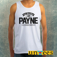 One Direction Liam Payne Clothing Tank Top For Mens