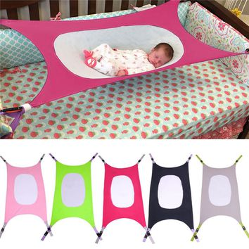 Infant Portable Beds Folding Cot Bed Travel Playpen hanging swing Hammock Crib Baby Hammock Bed Photography