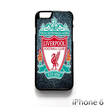 Liverpool FC Football for Iphone 4/4S Iphone 5/5S/5C Iphone 6/6S/6S Plus/6 Plus Phone case