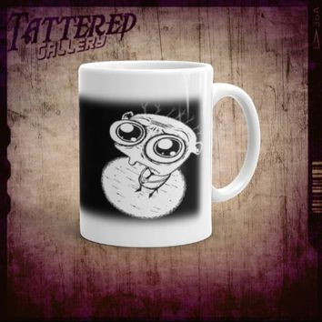 SQUEE. through the looking glass.  ...  jthm: johnny the homocidal maniac, full color mug