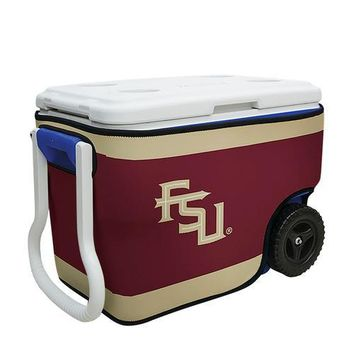 Florida State Seminoles NCAA Rappz 40qt Cooler Cover