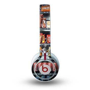 The Vending Machine Skin for the Beats by Dre Mixr Headphones