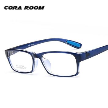 High-quality eyeglasses Anti-slip Prescription glasses eyeglasses frames men clear glasses Students Glasses Frame for myopia