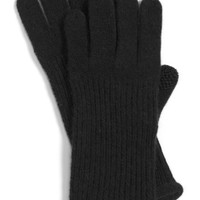 Women's Nordstrom 'Touch Tech' Cashmere Gloves