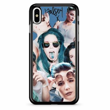 Halsey 3 iPhone X Case