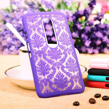 Flower Cell Phone Cases For Motoroal Moto G3 G 3nd Gen. Covers G+3 XT1540 XT1541 XT1542 XT1543 XT1544 Housing Shell Skin Hood