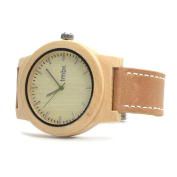 Mens Watch, Wood Watch Men, Mens Wooden Watch - KNTY-L