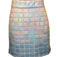 Hologram Skirt