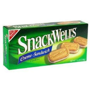 Snackwells Cookie Vanilla Cream Sandwich (12x7.75oz)