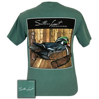 Southern Limits Duck Decoys Bird Comfort Colors Unisex T-Shirt