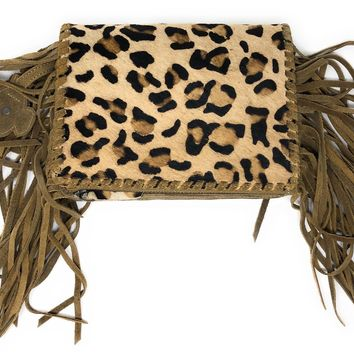 Naughty Monkey Holdem Leopard Bag