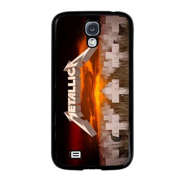 METALLICA MASTER OF PUPPETS Samsung Galaxy S4 Case Cover