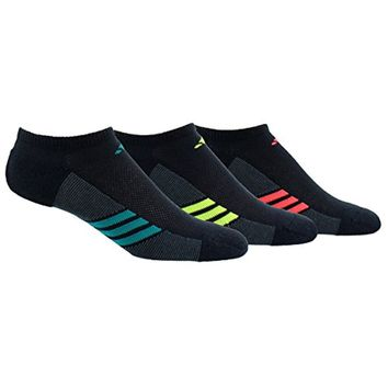adidas Women's Superlite No Show Sock (3-Pack)
