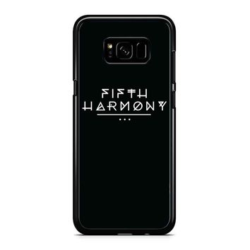 Fifth Harmony Official Merch 1 Samsung Galaxy S8 Plus Case