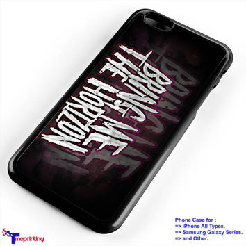 Bring Me The Horizon Vocalist BMTH Case - Personalized iPhone 7 Case, iPhone 6/6S Plus, 5 5S SE, 7S Plus, Samsung Galaxy S5 S6 S7 S8 Case, and Other