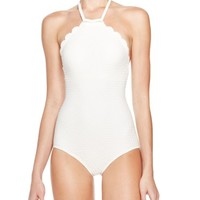 kate spade new york Marina Piccola One Piece Swimsuit | Bloomingdales's