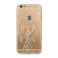 Beautiful dream catcher mobile phone case for iPhone7 7S 7 7Splus iphone 5 5s SE 6 6s 6 plus 6s plus + Nice gift box 072701