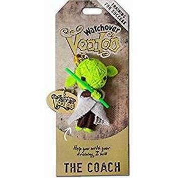 Watchover Voodoo Doll The Coach Keychain