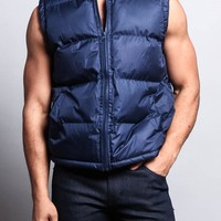Men's Padded Puffer Vest