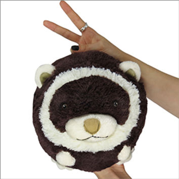 Mini Squishable Ferret