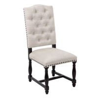 Montecito Tufted Side Chair | Dining Room Chairs | Dining Room Chairs & Bar Stools | Dining Room Furniture | Furniture | Z Gallerie