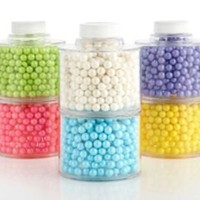 One Kings Lane - Kids' Party - Candy Pearls Cake Decorating Set