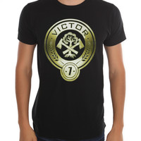 The Hunger Games: Catching Fire District 7 Seal T-Shirt   Hot Topic
