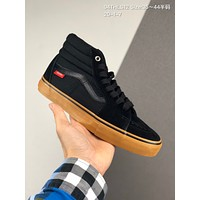Vans SK8-HI PRO cheap mens and womens Fashion Canvas Flats Sneakers Sport Shoes