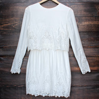 The Jetset Diaries - dreaming the same dress in embroidered white