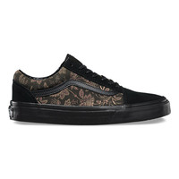 Suede Floral Old Skool | Shop at Vans