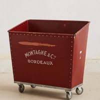 Found In Paris: Suroy Trolley by Anthropologie in Assorted Size: One Size Decor