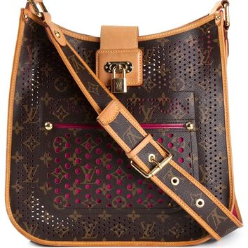 Louis Vuitton Vintage Monogrammed Shoulder Bag - Rewind Vintage Affairs - Farfetch.com