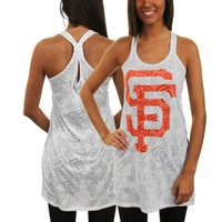 San Francisco Giants Womens Sublime Racerback Nigh