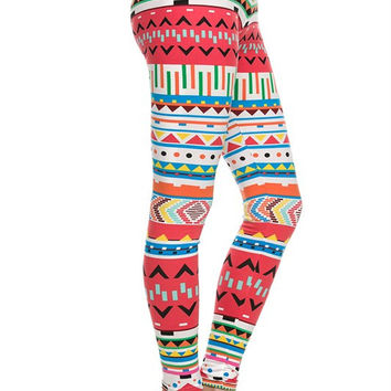 """""""Here For The Party!"""" Leggings"""