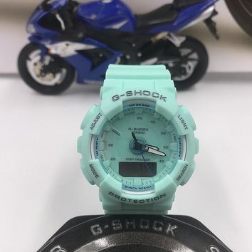 HCXX C005 Casio G-Shock GMA-S130 Protection Steptracker Watches Green
