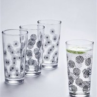 Buy Set Of 4 Pendle High Ball Glasses from the Next UK online shop