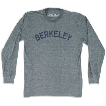 Berkeley City Vintage Long Sleeve T-Shirt
