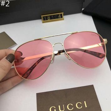 GUCCI trendy men and women with the same leisure wild frog mirror F-A-SDYJ #2