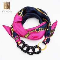 Women Scarves Winter Printed Silk Scarf Muffler Pendant Shawl 2015 Autumn Winter Warm Decorate Fashion Scarf