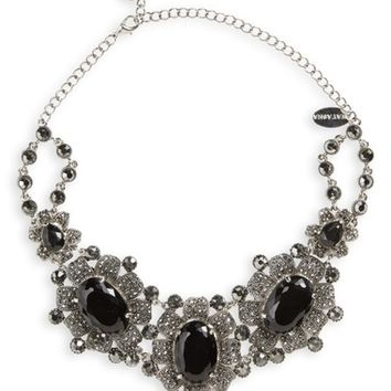 Natasha Couture Crystal Statement Necklace | Nordstrom